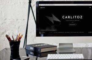 Présentation du site Internet de Carlitoz