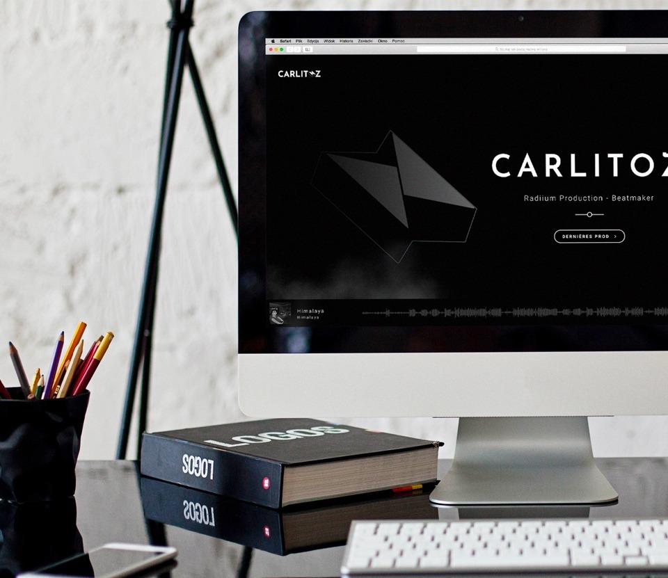 Conception du site Internet de Carlitoz