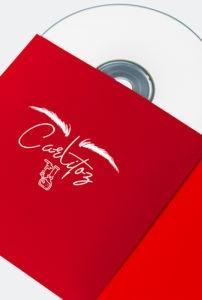 """Conception du visuel pour la pochette de la mixtape """"DMM"""" de Carlitoz"""